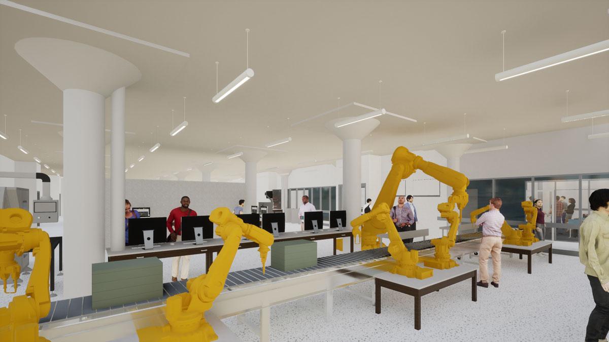 6th Floor Lab